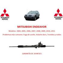 Caja Direccion Hidraulica P/bomba Mitsubishi Endeavor 2008