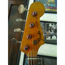Fender Jazz Bass 1962 Original Vintage