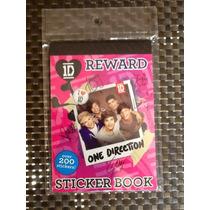 One Direction Libreta C/200 Estampas Artículo Oficial. Fn4