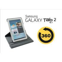 Funda Giratoria 360 Para Samsung Galaxy Tab2 10.1 P5100/5110