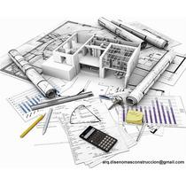 Planos, Proyecto Arquitectonico, Construccion.