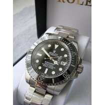 Reloj Rolex Submariner Ceramica Cara Negra Subasta 1 Peso