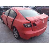 Mazda 3 2009 Por Partes - S A Q -