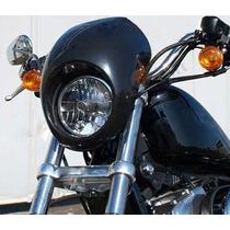 Mascara, Fairing Para Harley Davidson Sportster Y Dyna