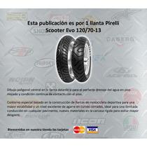 Llanta Pirelli Sl90 Scooter / Envio Totalmente Gratis