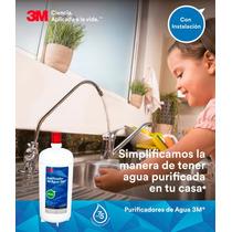 Kit Purificador Filtro Agua Modelo Share Con Instalación 3m