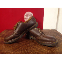 Dr Martens Oily, Made In England, Zapato.