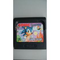 Sonic The Hedgehog Sega Game Gear Vbf