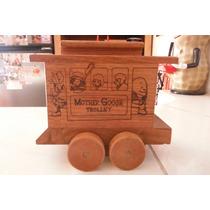 Juguete Retro Vintage Detective Toystalgia Mother Goose 1979