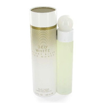 Perfume 360 Grados White Dama Perry Ellis 100 Ml ¡original