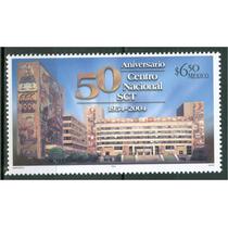 Sc 2387 Año 2004 50 Aniv. Centro Nacional Sct