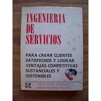 Ingeniería De Servicios-clientes-1991-p.dura-luis Picazo-pm0