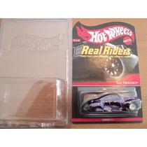 Hot Wheels Rlc Real Riders Tail Dragger