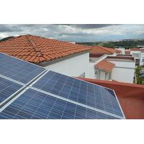 Paneles Solares Sistema Aislado 1000w + 2 Baterías