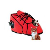 Casa Area De Juegos Para Gatos Estilo Zapato Mascotas Hm4