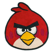 Tapete Angry Birds Suave Para Niños Vianney Vianey Vng Hm4