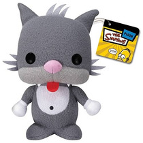 Funko Serie Simpsons Peluche Scratchy Hm4