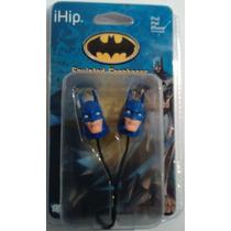 Audifonos Batman Clasico Marvel Ipod Ipad Iphone, A Meses