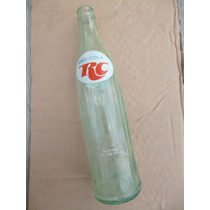 Botella De Refresco Garci Cola Rc De Los 70`s