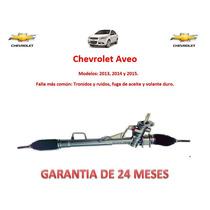 Caja Cremallera Direccion Hidraulica Chevrolet Aveo 2013