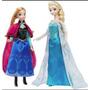 Frozen Anna Y Elsa De Arendelle Signature Colection Mattel