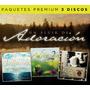 Marcos Witt ( Un Fluir De Adoración 3 Cd) Música Cristiana