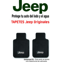 Tapete Para Jeep, Wrangler, Cherokee, Patriot, Liberty,