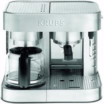 Cafetera Krups Xp6040 Die Cast Pump Espresso Machine