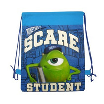 Lote De 10 Mochilas Bolsas Monsters University