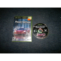 Project Gotham Racing Para Xbox Normal,excelente Titulo.