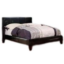 Lady gaga cabecera tapizada moderna para cama espectacular for Base para cama queen size minimalista