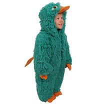 Disfraz De Perry El Ornitorrinco Phineas Y Ferb Para Niños