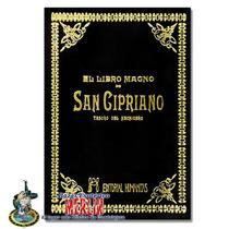 Libro Magno De San Cipriano - Editorial Humanitas Importado