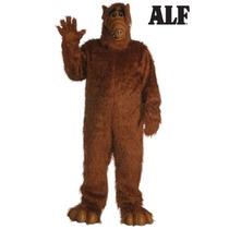 Disfraz De Alf Para Adultos, Envio Gratis