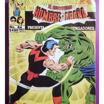 El Asombroso Hombre Araña Presenta #64 Los Vengadores 1989
