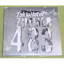 Tokio Hotel Zimmer 483 Cd+dvd Digipack