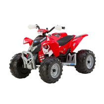 Cuatrimoto Electrica Peg Perego Polaris Outlaw Atv 12 Volts