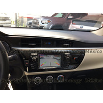 Cámara De Reversa Para Toyota Corolla Le Año 2016