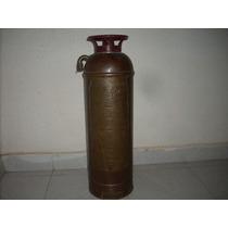 Antiguo Extintor Marca Guardene Baul R. No Subasta