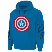 Sudadera Super Heroes Capitan America Comics Zona Fan