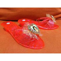 Lindas Sandalias Zapatillas Disney Blanca Nieves No. 19/20