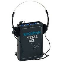 Rockman Bass Ace Amplificador Del Auricular