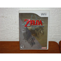 Nintendo Wii The Legend Of Zelda Twilight Princess
