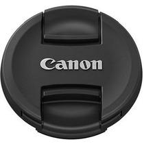 Tapa De Lente Canon E77u De 77mm Ultrasonico Original Mn4