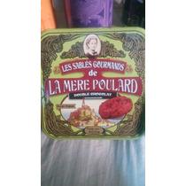 Caja Con Galletas Francesas De Chocolate!!!