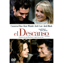 Dvd El Descanso (the Holiday) 2006 - Nancy Meyers