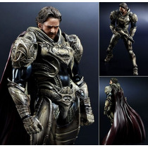 Superman Man Of Steel Jor-el Play Arts Kai Square Enix