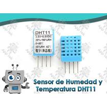Dht11 Sensor De Humedad Y Temperatura Para Arduino
