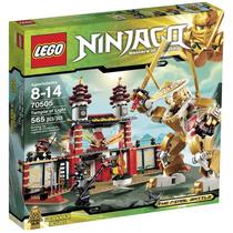 Lego Ninjago 70505 El Templo De La Luz