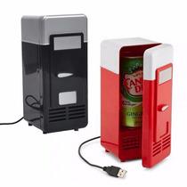 Mini Refrigerador Usb Para Una Lata Ideal Para Oficinas